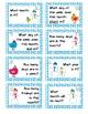 Winter Calendar Question Cards