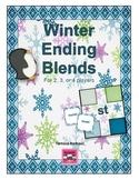 Winter Ending Blends