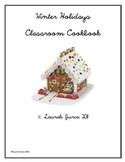 Winter Holidays Classroom Cookbook