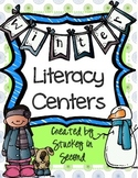 Winter Literacy Centers (5 Centers Included!)