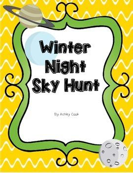 Winter Night Sky Hunt