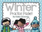No Prep Winter Practice Packet