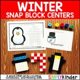Winter Snap Cube Counting Center