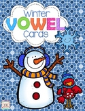 Winter Vowel Cards