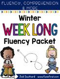Winter Weeklong Fluency Packet