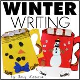 Winter Writing Craftivity