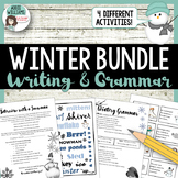 Winter Writing & Grammar Package