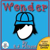 Wonder By R.J. Palacio Novel Unit Study CD ~ Common Core S