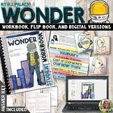 Wonder, by R.J. Palacio: Interactive Layered Flip Book