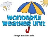 Wonderful Weather Unit