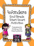 Wonders 2nd Grade Start Smart Reading Activities
