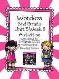 Wonders 2nd Grade Unit 3 Activities Week 5