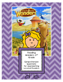 Wonders 3rd Grade Leveled Reader Questions - Approaching Level