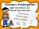 Kindergarten Wonders Sight Word Readers and Pocket Chart A