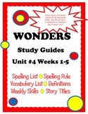 Wonders McGraw Hill Study Guides Unit 4 Grade 2