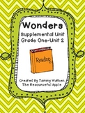 Wonders Supplemental Unit {Grade 1-Unit 2}