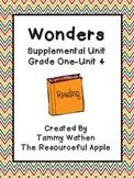Wonders Supplemental Unit {Grade 1-Unit 4}