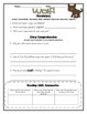 Wonders Third Grade Weekly Reading Assessments