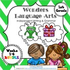 Wonders Writing: 1st grade Language Arts- Writing and Gram