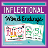 Inflectional Word Endings Unit (-ed, -ing)