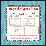 Word Families - Set 1