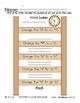 Word Ladders Consonant Blends-Blending Practice