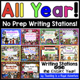 Word Work & Work on Writing for the ENTIRE Year!  (THE BUNDLE)