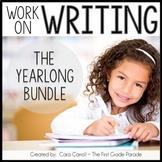 Work On Writing - The Year Long Bundle