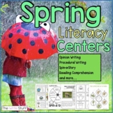 SPRING: Work on Writing {CCSS}