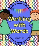 Word Work: Prefix, Suffix, Dictionary, Spelling