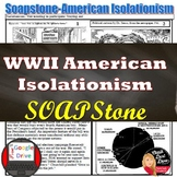 World War II – American Isolationism Primary Source Analys