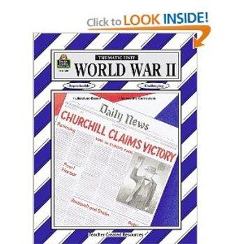 World War II Thematic Unit
