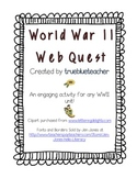 World War II Web Quest