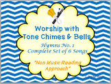 Worship with Chimes & Bells Music Series - HYMNS NO. 1 - C