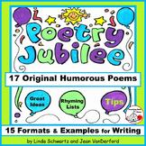Poetry: Poetry Jubilee