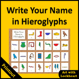 Write Your Name in Hieroglyphs