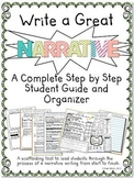Write a Great Narrative- A Complete Step by Step Student G