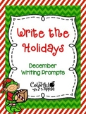 Write the Holidays!