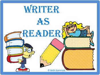 Writer as Reader