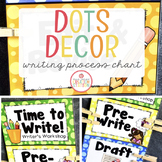 Writing Chart {Dots Classroom Set}