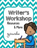 Writing Workshop Resources