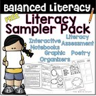 Writer's Workshop Sampler Packet - The Write Stuff {CCSS}