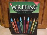 Writing Across the Curriculum Grades 6-8