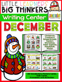 writing center December (16 Writing Activities and 351 Pic