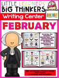 writing center February (16 Writing Activities and 239 Pic