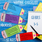 Writing Checklist - Narrative