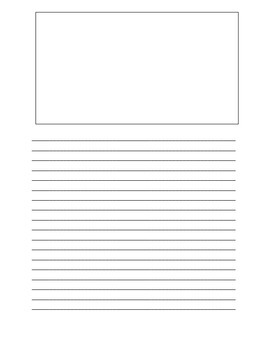 Primary Paper, Lined Paper, & Graph Paper