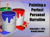 Writing Personal Narratives Powerpoint and Worksheets