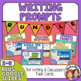 Writing Prompts  Task Card Bundle