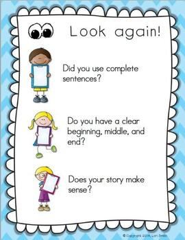 Writing Rubric (K-1)